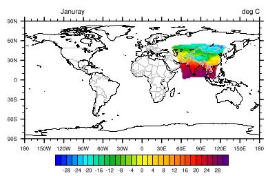 Dataset: HAR (High Asia Refined analysis)